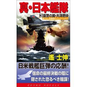 真・日本艦隊(3)復讐の翼・太洋燃ゆ 電子書籍版 / 遥 士伸|ebookjapan