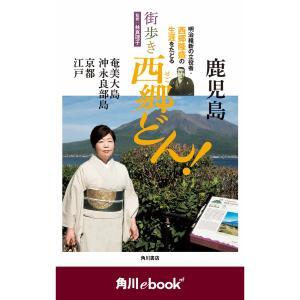 街歩き 西郷どん! (角川ebook nf) 電子書籍版 / 監修:林真理子 ebookjapan