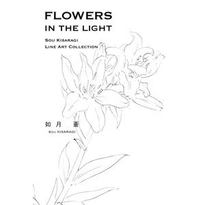 FLOWERS IN THE LIGHT SOU KISARAGI LINE ART COLLECTION 電子書籍版 / 著:如月蒼|ebookjapan