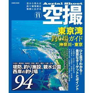空撮 東京湾釣り場ガイド神奈川・東京 電子書籍版 / コスミック出版釣り編集部 ebookjapan