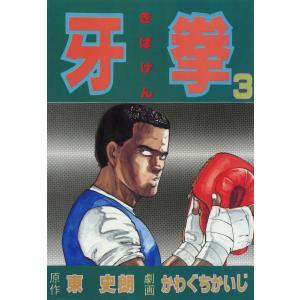牙拳3 電子書籍版 / 劇画:かわぐちかいじ 原作:東史朗|ebookjapan