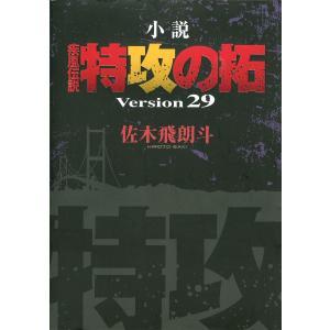 小説 疾風伝説 特攻の拓 Version29 電子書籍版 / 佐木飛朗斗|ebookjapan