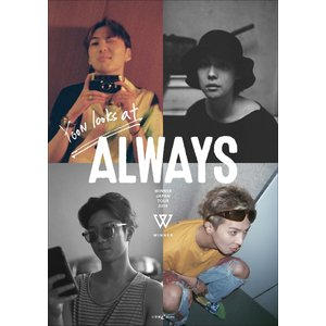 YOON looks at ALWAYS WINNER JAPAN TOUR 2019 電子書籍版 ...