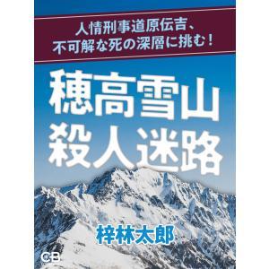 【初回50%OFFクーポン】穂高雪山殺人迷路 電子書籍版 / 著:梓林太郎