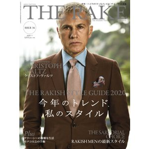 THE RAKE JAPAN EDITION ISSUE 34 電子書籍版 / THE RAKE JAPAN EDITION編集部|ebookjapan