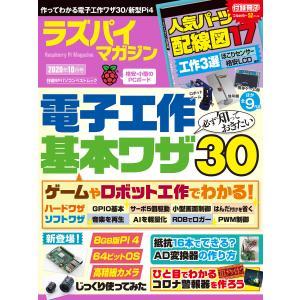 【初回50%OFFクーポン】ラズパイマガジン 2020年10月号 電子書籍版 / 編:日経Linux