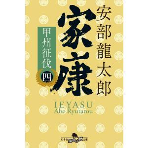 家康(四) 甲州征伐 電子書籍版 / 著:安部龍太郎|ebookjapan