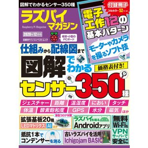 【初回50%OFFクーポン】ラズパイマガジン 2020年12月号 電子書籍版 / 編:日経Linux