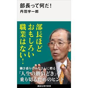 部長って何だ! 電子書籍版 / 丹羽宇一郎|ebookjapan
