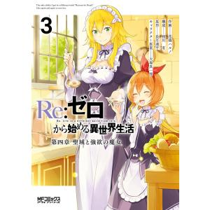 Re:ゼロから始める異世界生活 第四章 聖域と強欲の魔女 3 電子書籍版 ebookjapan