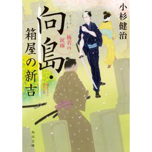 向島・箱屋の新吉 梅若の涙雨 電子書籍版 / 著者:小杉健治|ebookjapan