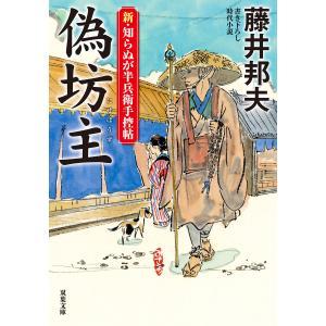 新・知らぬが半兵衛手控帖 : 13 偽坊主 電子書籍版 / 著者:藤井邦夫 ebookjapan