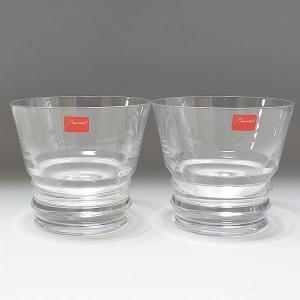 バカラ Baccarat ベガ タンブラー 9.3cm 大(L) ペア グラス 2104381|ebsya