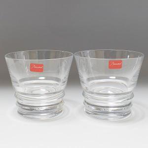 バカラ Baccarat ベガ タンブラー 8.5cm 小(S) ペア グラス 2104382|ebsya
