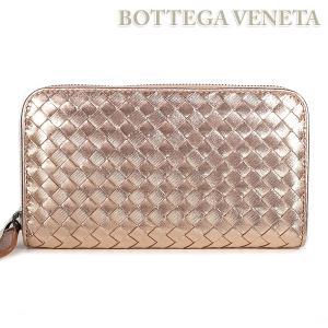 ボッテガ ヴェネタ BOTTEGA VENETA 長財布 ラウンドファスナー  114076 V0041 5710|ebsya