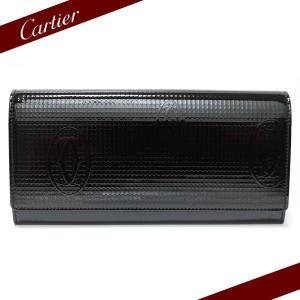 カルティエ CARTIER 財布 ハッピーバースデー ブラック L3000982 長財布|ebsya