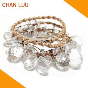チャンルー CHAN LUU ネックレス 正規品 NS 8941 CLEAR クリアクォーツ|ebsya