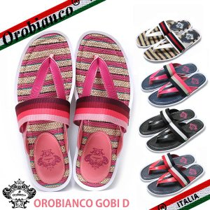 オロビアンコ OROBIANCO レディース サンダル GOBI D ゴビ D トングサンダル OR92308|ebsya