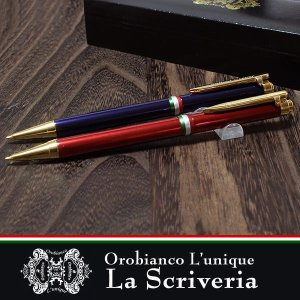 オロビアンコ  ルニーク シャープペンシル Orobianco La Scriveria ラ・スクリヴェリアシリーズ|ebsya