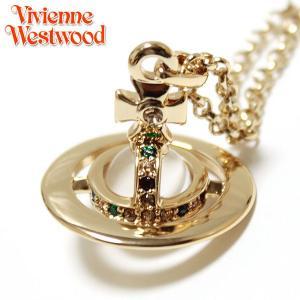 ヴィヴィアン ウエストウッド Vivienne Westwood ネックレス NEW TINY ORB タイニーオーブペンダント ゴールド 1810|ebsya
