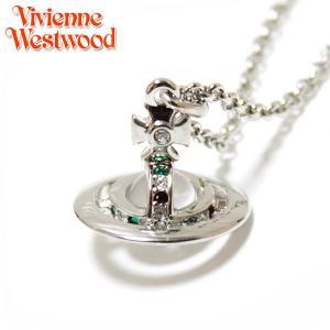 ヴィヴィアン ウエストウッド Vivienne Westwood ネックレス NEW PETITE ORB プチオーブ ペンダント シルバー 1811|ebsya