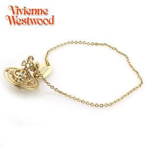 ヴィヴィアンウエストウッド Vivienne Westwood ブレスレット シンライン 3D ブレスレット イエローゴールド 2219|ebsya