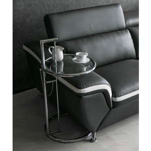 サイドテーブル ガラステーブル アイリーングレイ デザイナーズ リプロダクト E1027 4段階調節|ec-furniture|07