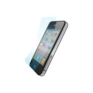 iPhone4 4S 保護フィルム PowerSupport パワーサポート iPhone 4 / 4S AFPクリスタル フィルムセット 艶有りタイプ PHK-01 ネコポス可 ec-kitcut