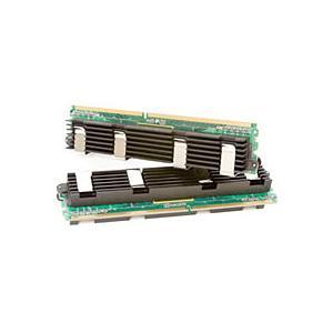 メモリー その他 iRam アイラム 667MHz DDR2 FB-DIMM 4GB(2x2GB) 240pin IR4GMP667K..