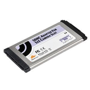 SDカード SONNET ソネット テクノロジー SDHC Adapter for SxS Camera Slot SD-SXS-E34 ネコポス不可