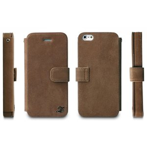 iPhoneSE / iPhone5s ケース ZENUS ゼヌス iPhone SE / 5s / 5 Prestige Vintage Leather Diary Vintage Brown Z1399i5 ネコポス不可|ec-kitcut