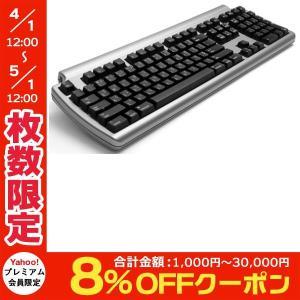 キーボード Matias マティアス Quiet Pro Keyboard for Mac 静音 メカニカル キーボード USB A 3ポート付 US配列 FK302Q ネコポス不可|ec-kitcut