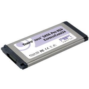 ソネット テクノロジー・Sonnet Technologies Tempo SATA 6Gb Pro ExpressCard/34 1 port  Thunderbolt compatible  ネコポス不可|ec-kitcut