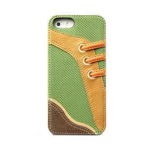 iPhoneSE / iPhone5s ケース ZENUS ゼヌス iPhone SE / 5s / 5 Masstige Sneakers Bar グリーン Z2484i5S ネコポス不可|ec-kitcut