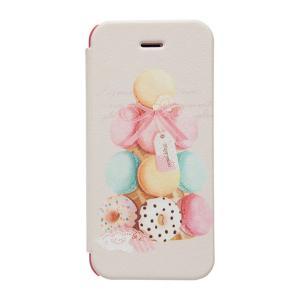 iPhoneSE / iPhone5s ケース Happymori ハッピーモリー iPhone SE / 5s / 5 Le Petit BonBon マカロン HM2458i5S ネコポス不可|ec-kitcut