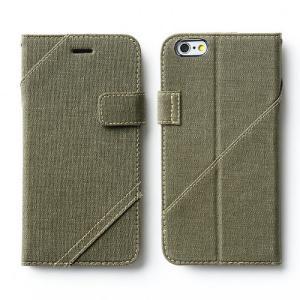 iPhone6s ケース ZENUS ゼヌス iPhone 6 / 6s Cambridge Diary カーキ Z4041i6 ネコポス送料無料|ec-kitcut