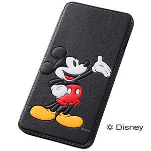 iPhone6 Plus iPhone6s Plus ケース  レイアウト iPhone 6 Plus ディズニー ポップアップ ブックカバータイプ 合皮タイプ  ミッキー ネコポス送料無料 ec-kitcut