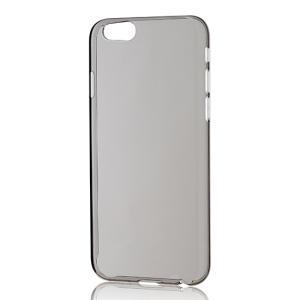 iPhone6s ケース PowerSupport パワーサポート iPhone 6 / 6s エアージャケットセット クリアブラック PYC-73 ネコポス送料無料|ec-kitcut