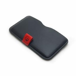 buzzhouse design バズハウスデザイン iPhone 8 Plus / 7 Plus / 6s Plus / 6 Plus ハンドメイドレザーケース ブラック bh-0655B ネコポス不可|ec-kitcut