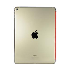 iPadケース  パワーサポート・PowerSupport エアージャケットセット for iPad Air 2 (スマートカバー対応タイプ) (クリア) ネコポス可