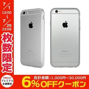 iPhone6s バンパー PowerSupport パワーサポート iPhone 6 / 6s Arc バンパーセット シルバー PYC-40 ネコポス送料無料 ec-kitcut