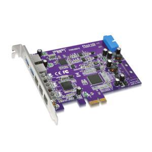 SONNET Tango 3.0 PCIe FireWire 800/USB 3.0 Card 3 FireWire 800 + 2ext+2int USB 3.0 charging ports Thunderbolt Compatible  FW8USB3A-E ネコポス不可|ec-kitcut