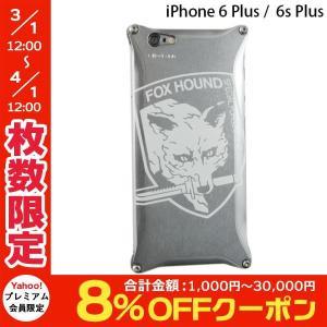 iPhone6sPlus ケース GILD design ギルドデザイン iPhone 6 Plus / 6s Plus METAL GEAR SOLID V: FOXHOUND Ver. GIKO-250MG3 ネコポス不可|ec-kitcut