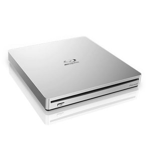 外付けブルーレイディスク(BD)ドライブ Pioneer パイオニア BDXL対応 ポータブルブルーレイドライブ Windows8.1対応 BDR-XS06J ネコポス不可