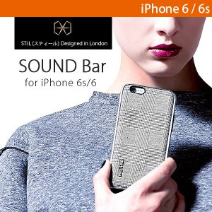 iPhone6s ケース STI:L スティール iPhone 6 / 6s SOUND Bar グレンチェック ST6707iP6S ネコポス送料無料 ec-kitcut