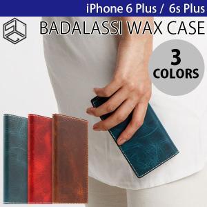 iPhone6 Plus iPhone6s Plus ケース SLG Design iPhone 6s Plus / 6 Plus Badalassi Wax case エスエルジー デザイン ネコポス不可|ec-kitcut