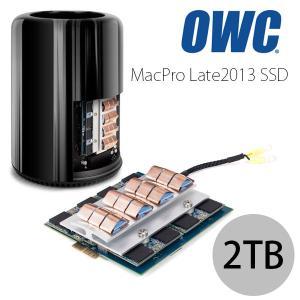 内蔵型SSD OWC オーダブリュシー 2TB Aura SSD for Mac Pro 2013 OWCSSDA13MP2.0K ..