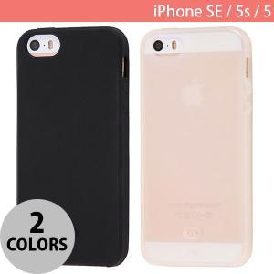 iPhoneSE / iPhone5s ケース Ray Out レイアウト iPhone SE / 5s / 5 シリコンケース シルキータッチ ブラック RT-P11C1/B ネコポス可 ec-kitcut