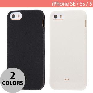 iPhoneSE / iPhone5s ケース Ray Out レイアウト iPhone SE / 5s / 5 シリコンケース スリップガード ブラック RT-P11C2/B ネコポス可 ec-kitcut