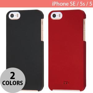 iPhoneSE / iPhone5s ケース Ray Out レイアウト iPhone SE / 5s / 5 ハードケース マットコート ブラック RT-P11C4/B ネコポス可|ec-kitcut